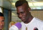 """Balotelli, presentado: """"Necesito trabajar duro y hablar menos"""""""