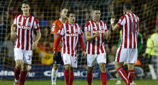 Bojan vuelve a disputar un partido oficial siete meses después