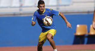 Las Palmas cede al Racing al centrocampista José Artiles