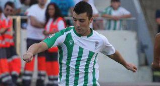 Borja García firma por dos temporadas con opción a otra