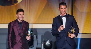 Otro mano a mano entre Cristiano Ronaldo y Leo Messi