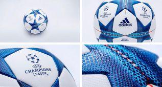 Presentado el nuevo balón Finale 15 para la Champions