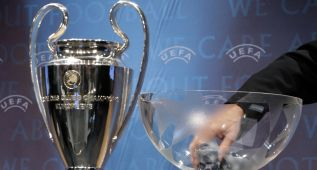 Sorteo de Champions League