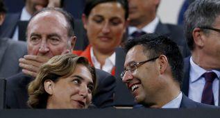 """Bartomeu saca pecho: """"Una fiesta del Barça en Mónaco"""""""