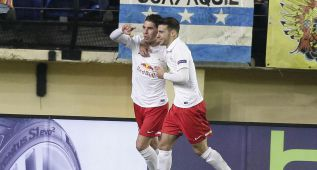 Jonathan Soriano está cerca del Leverkusen, rival del Barça