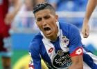 ''Se puede fallar un pase, o un gol, pero no dejar de correr''