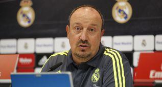 """Benítez: """"¿Defensivo? El Madrid es el que más tiró esta jornada"""""""