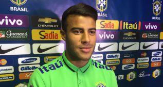 Rafinha, convocado por Brasil