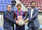 Takashi Inui, el fichaje más caro de la historia del Eibar