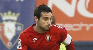 Miguel Flaño renueva con Osasuna hasta el año 2018