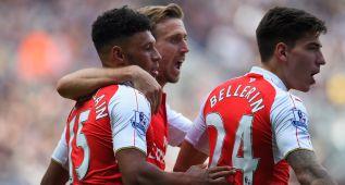 El Arsenal cumple sin brillo