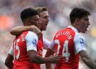 El Arsenal cumple sin brillo
