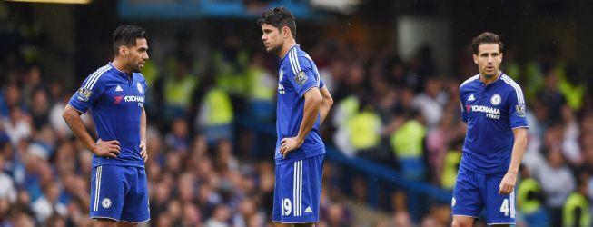 El Chelsea se estrella en casa