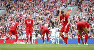 Debacle del Liverpool en Anfield ante el West Ham