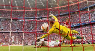 El Bayern de Guardiola cumple y se coloca líder en solitario