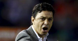 Gallardo cree que River puede jugarle de tú a tú al Barça
