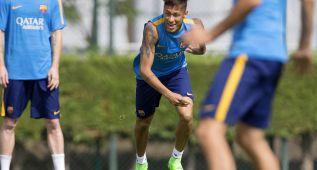 Busquets y Neymar entran en la lista para enfrentarse al Málaga