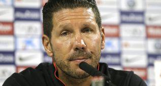 """Simeone: """"Emery ha hecho un Sevilla muy fuerte y competitivo"""""""