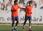 Aderlan Santos no entra en la lista ante el Deportivo