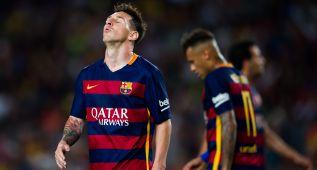 Messi no estaba sin marcar las 2 primeras jornadas desde 2007