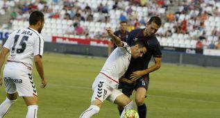 El meta Juan Carlos evita la derrota del Albacete