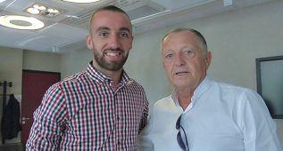 El Olympique de Lyon anuncia el fichaje de Sergi Darder