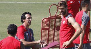 Nervión aguarda ansioso el debut de Fernando Llorente