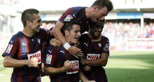 El Eibar, primera sensación de la Liga, le saca los colores Athletic