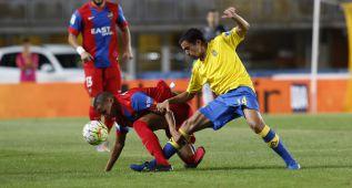 Las Palmas no encuentra premio en su choque ante el Levante