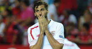"Llorente: ""Peleamos, pero no hemos tenido suerte"""