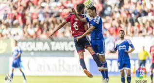 Un gol de Berenguer da la victoria a Osasuna