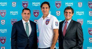 Alessandro Nesta será el primer técnico del Miami FC