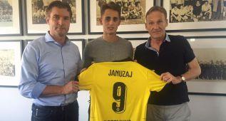 Adnan Januzaj es nuevo jugador del Borussia Dortmund