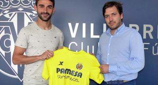 El Villarreal ficha a Adrián cedido sin opción de compra