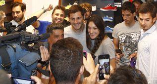 """Casillas avala a De Gea: """"Espero que todo le salga como quiere"""""""