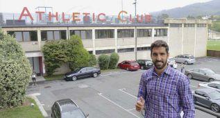 """Raúl García ya es del Athletic: """"Vengo a un equipo campeón"""""""