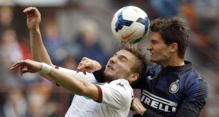 Andreolli, central del Inter, cedido un año en el Sevilla