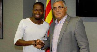 Diop finalmente firma tres años… Y se queda en la plantilla