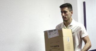 El Levante anuncia el fichaje de otro portero: Mariño hasta 2018