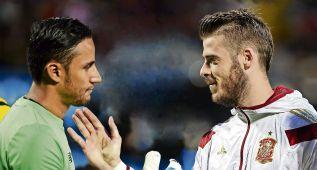Florentinada: el contrato de De Gea llegó a La Liga a las 0:28