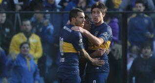 El Málaga cerró la venta de Pablo Pérez a Boca por un millón