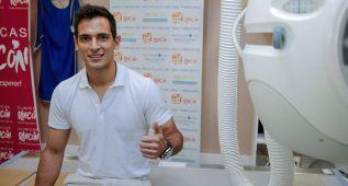 """Santa Cruz: """"Espero ser ese jugador que necesita el Málaga"""""""