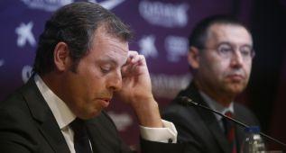 Querella a Neymar: no del fiscal al recurso de Bartomeu y Rosell