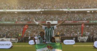 """Joaquín, regreso ante 20.000 personas: """"Nunca me fui"""""""