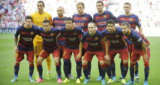 Los dorsales del Barcelona para la Champions League