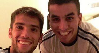 """Correa: """"Espero poder tirar muchas paredes con Messi"""""""