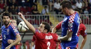 La Croacia de Modric y Kovacic se queda a cero