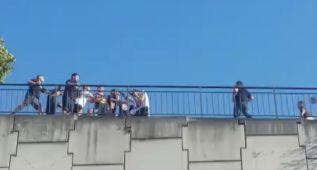 Los ultras de Atlético y Oviedo sancionados con 45.000 euros