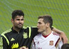 Diego Costa y Eslovaquia le deben una a La Roja