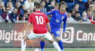 Noruega, sin Odegaard, hace peligrar a la Croacia de Modric